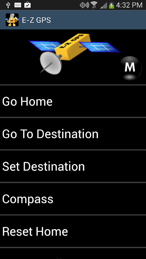 EZ GPS Navigation- screenshot