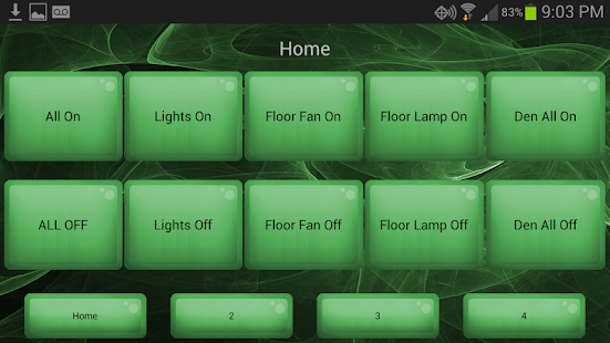 Home Automation Controller - screenshot thumbnail