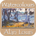 Watercolours by Alan Louis icon