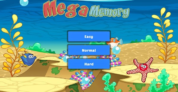 Mega Memory for Kids- screenshot thumbnail