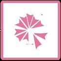 Pinklove Theme GO Launcher EX icon