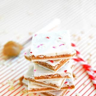 Peanut Butter Cookie Dough Bark | Vegan + Gluten Free.