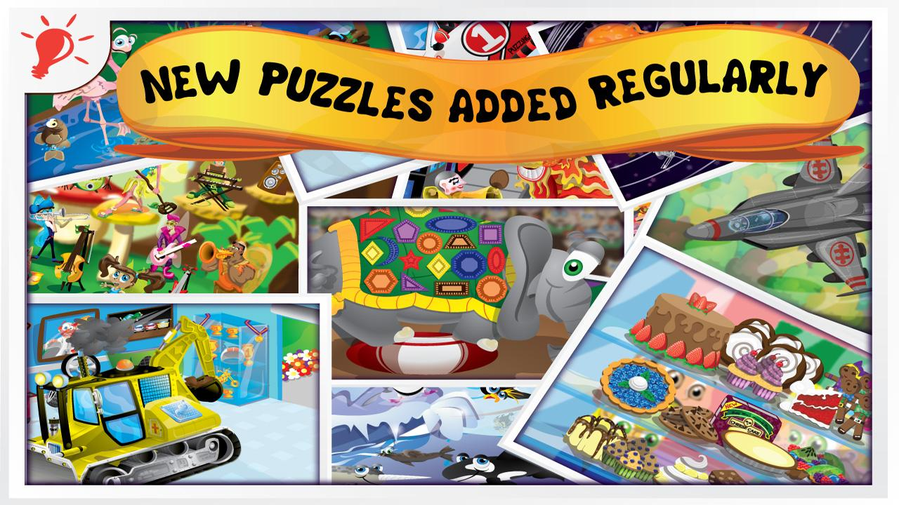 Toddler Kids Puzzles PUZZINGO - screenshot