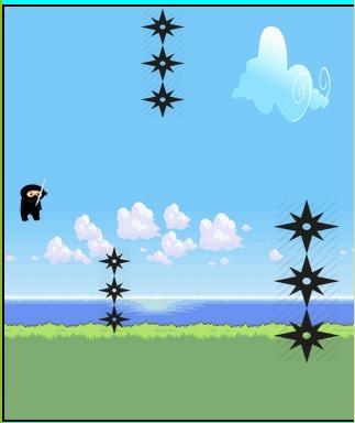 Flappy Ninja Legacy FREE