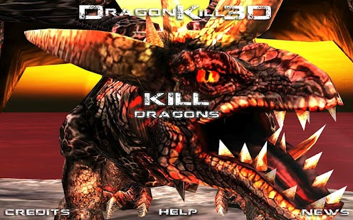 DragonKill3D - Free- screenshot thumbnail