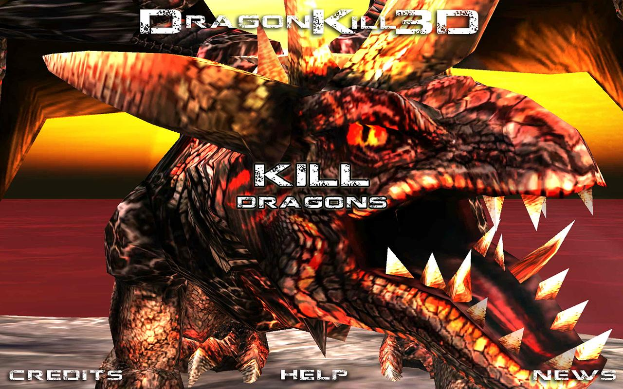 DragonKill3D - Free - screenshot
