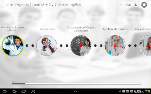 Learn Organic Chemistry - screenshot thumbnail