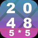 2048 5x5 icon