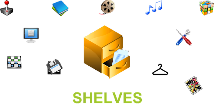 [Android] Shelves (COMPLETO) v3.6.2[ANDROID]