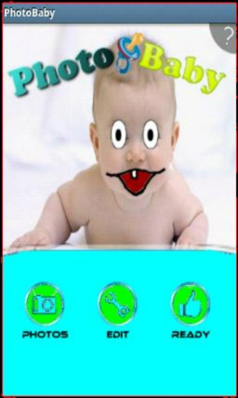 Photo Baby - screenshot