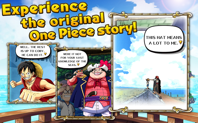 One Piece Treasure Cruise Japan 4.1.0 Mod APK [Latest] - screenshot