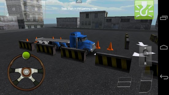 Truck Parking 3D- screenshot thumbnail