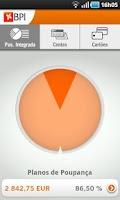 Screenshot of BPI APP