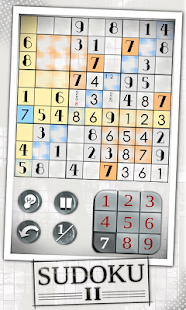 Sudoku 2 - screenshot thumbnail