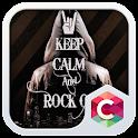 Keep Calm Theme HD C Launcher icon
