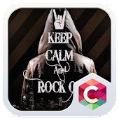 Keep Calm Theme HD C Launcher