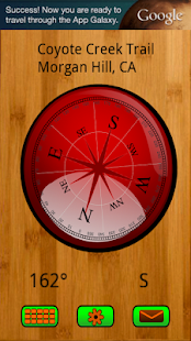 Compass & GPS - screenshot thumbnail