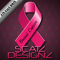 GO SMS PRO BREAST CANCER THEME icon