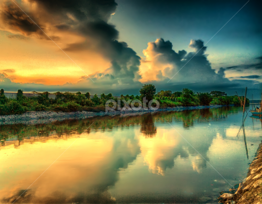 the river by Sam Hidayat - Instagram & Mobile Android