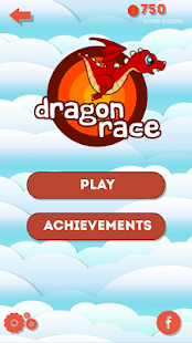 Dragon Race screenshot