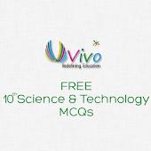 10th Sci & Tech MCQ FREE