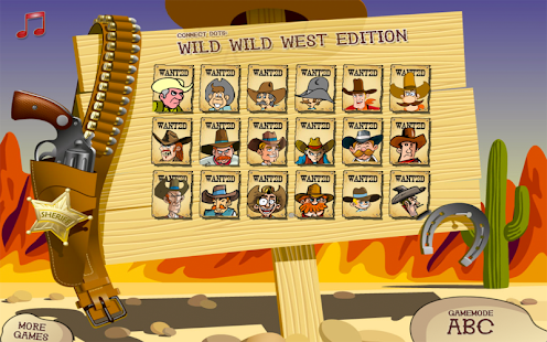 Connect Dots Wild West Edition- screenshot thumbnail