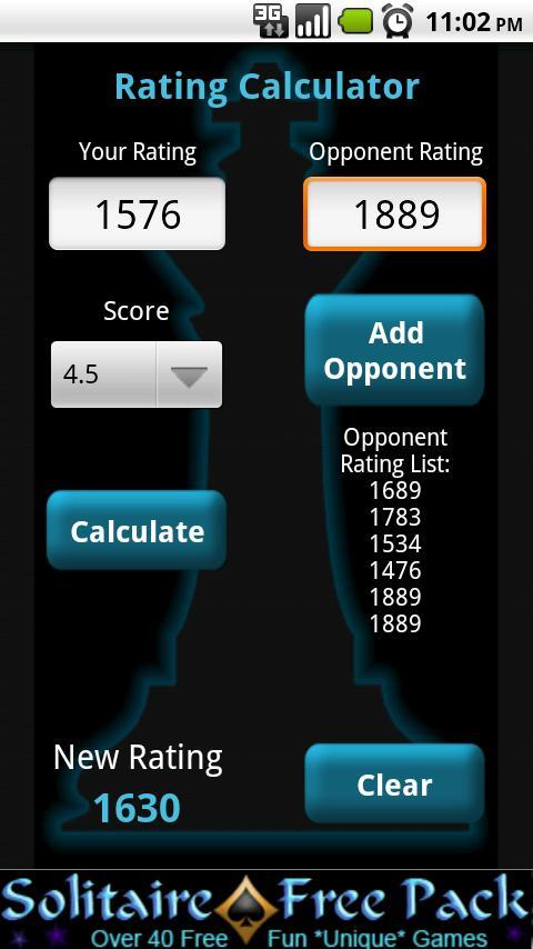 uscf rating calculator
