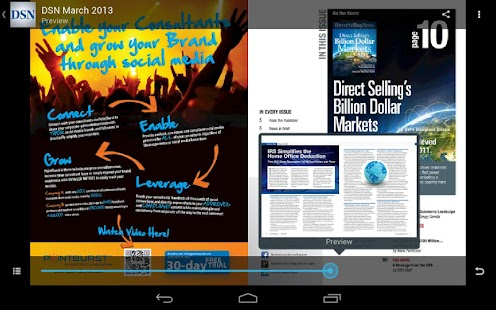 Direct Selling News Magazine- screenshot thumbnail