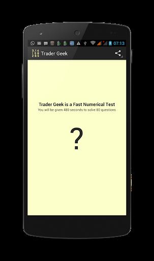 Trader Geek - Trader Test Prep