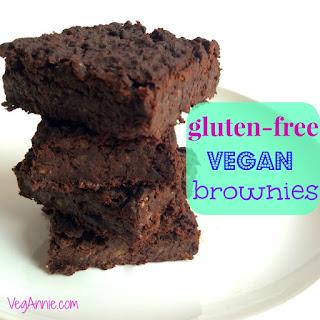 Gluten-Free Brownies.