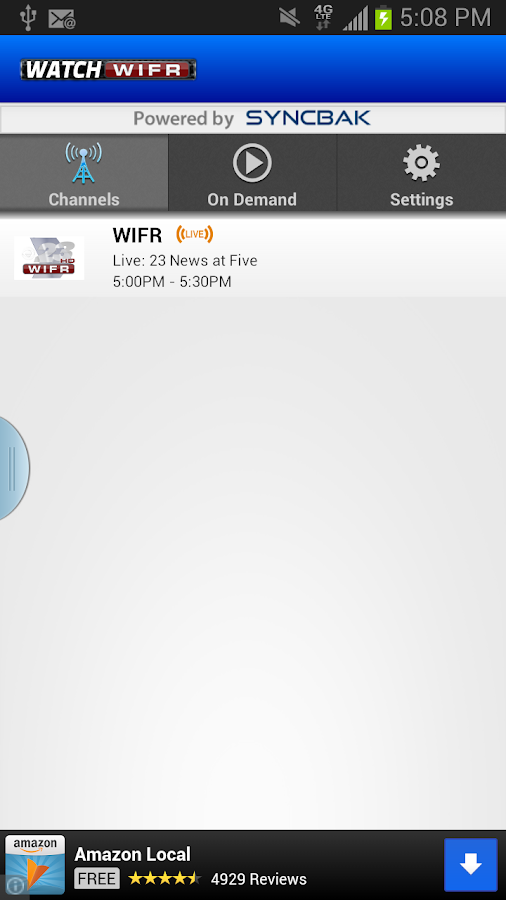 Watch WIFR - screenshot