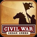 Cedar Creek Battle App icon