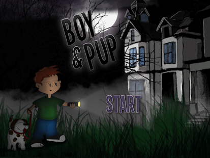 Boy and Pup - screenshot thumbnail