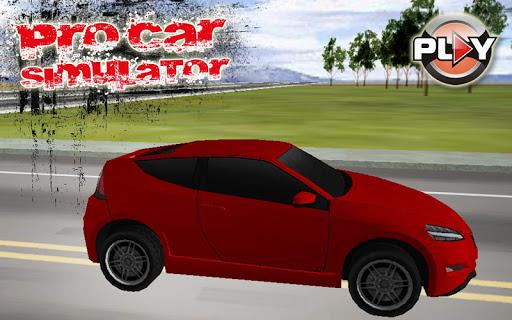 Pro Car Simulator