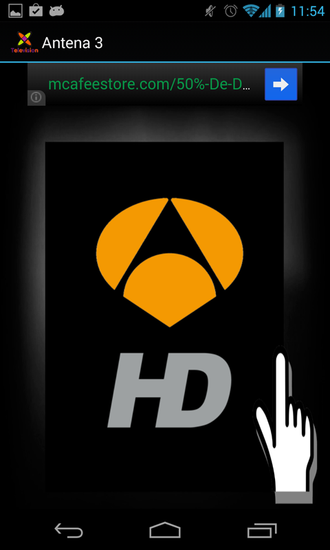 Antena 3 HD Live Online APK 0 0 2 Download - Free Media & Video APK