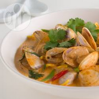 Coriander Pasta And Surf Clams