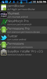 Permissions Denied- screenshot thumbnail