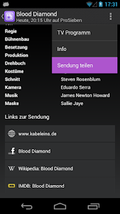 TV Programm App & TV Zeitung - screenshot thumbnail