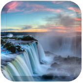 Waterfall Rainbow Lwp