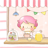 CUKI Theme Sweet strawberry