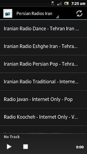 Persian Radios Iran