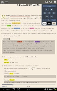 Gitden Reader: EPUB3 & EPUB2- screenshot thumbnail