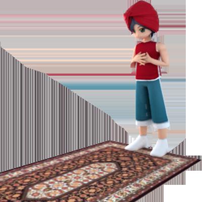 الصلاه كرتون يوميات طفل مسلم