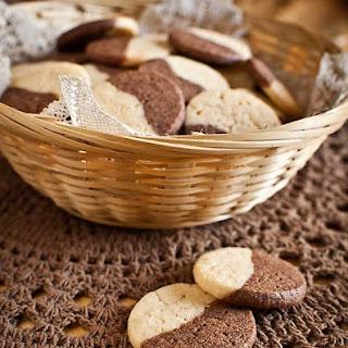 Marbled Cookies.