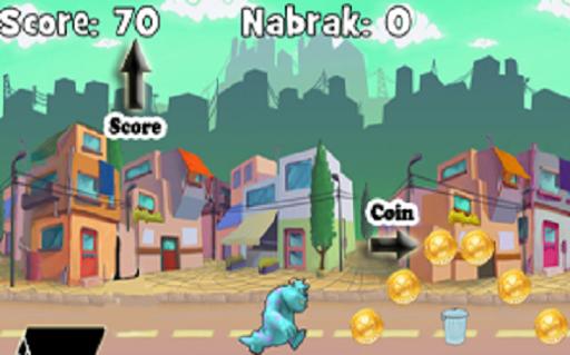 【免費賽車遊戲App】Monster Runner-APP點子