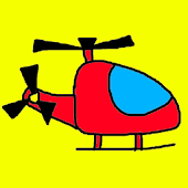 Cartoon Copter