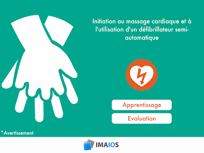 Massage cardiaque et DSA- screenshot thumbnail