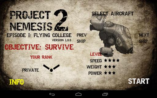 Project Nemesis 2