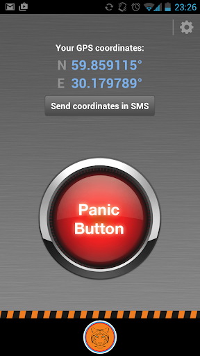 Panic Button Professional