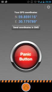 Panic Button Professional- screenshot thumbnail